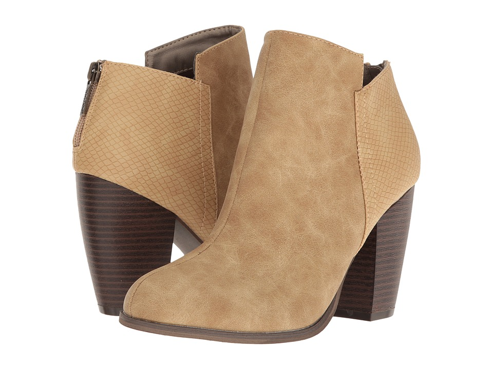 Michael Antonio - Melle-Rep (Dark Sand) Women's Boots