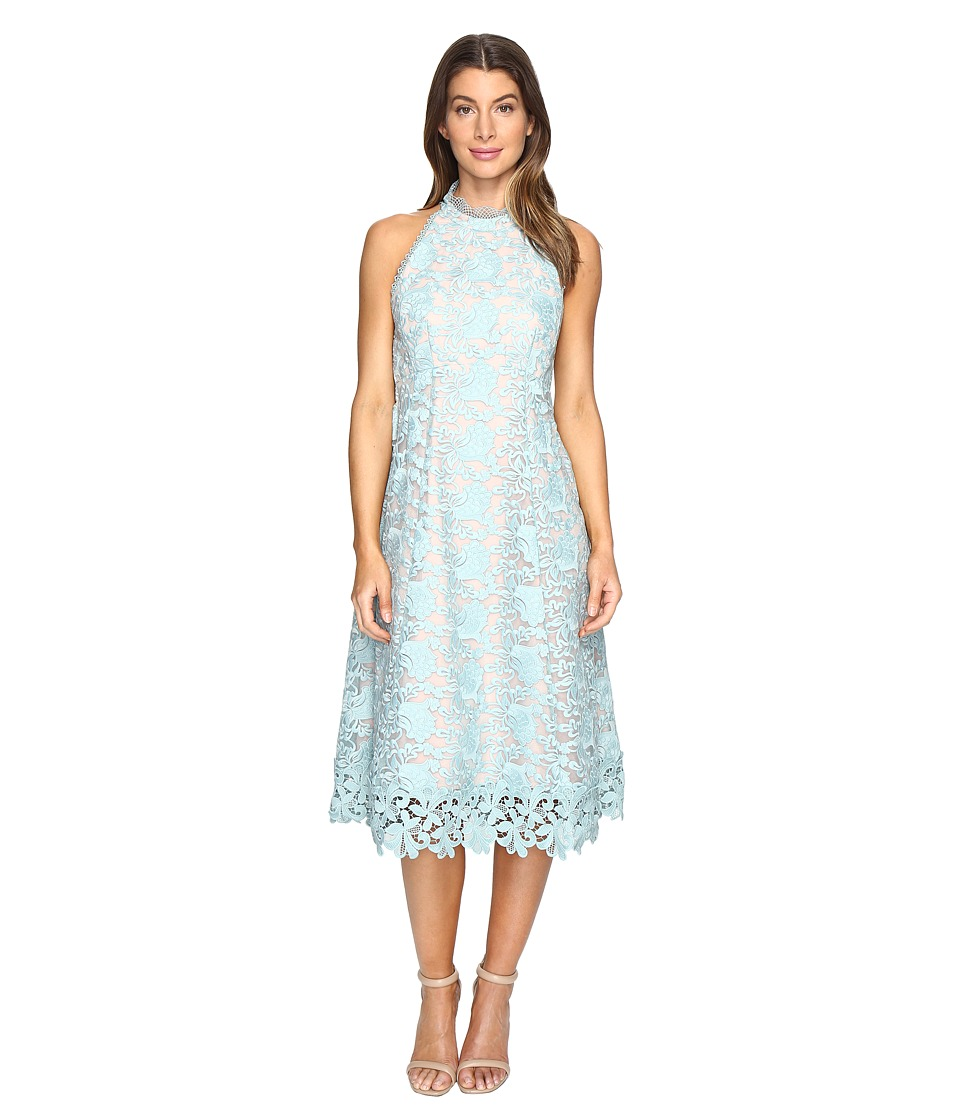 Nanette Lepore Bellisimo Dress (Sage) Women