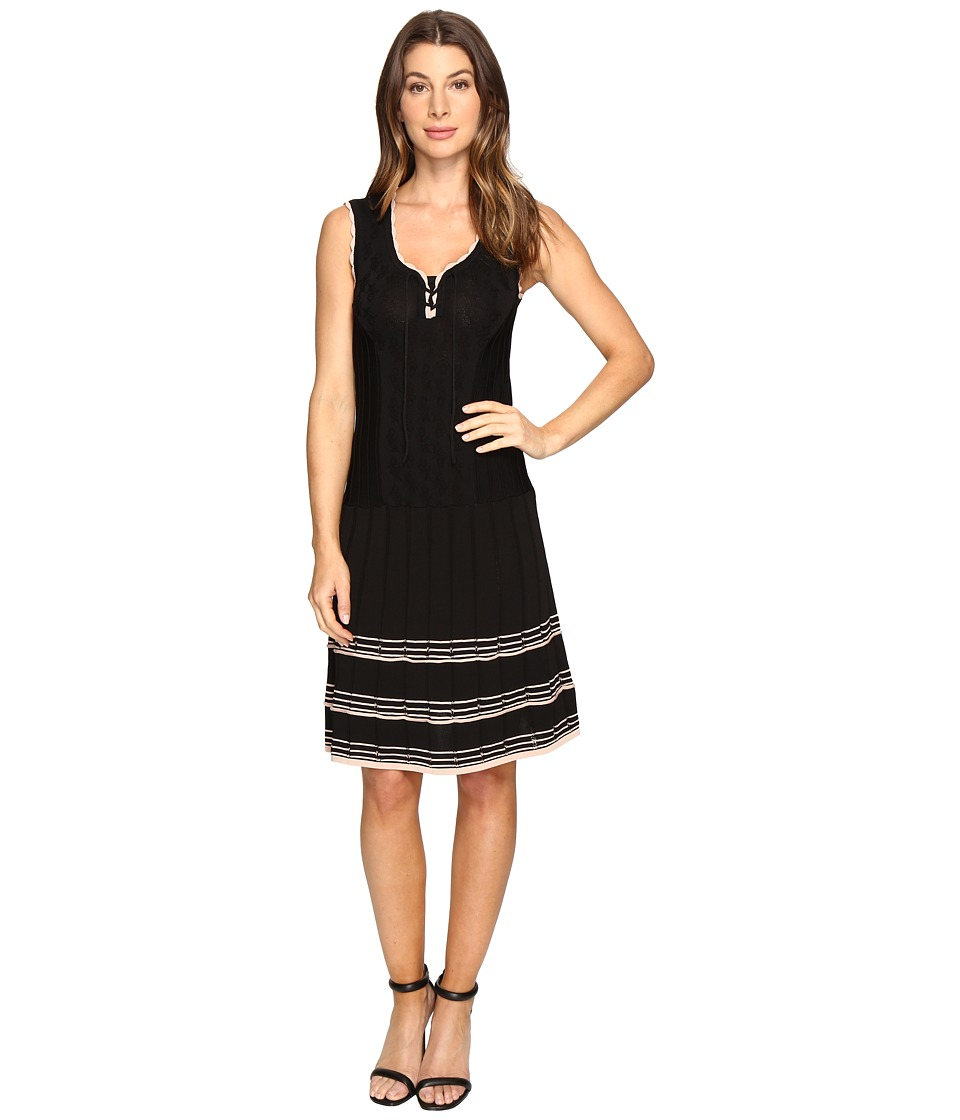 Nanette Lepore - Santa Maria Dress (Black) Women's Dress