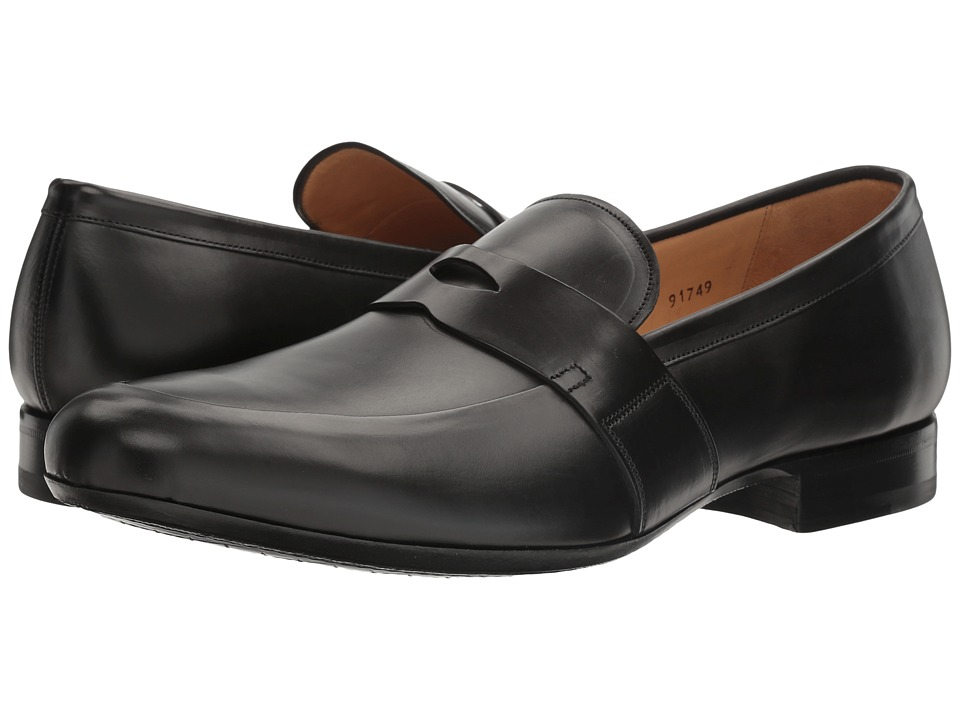 Mezlan Leopold (Black) Men