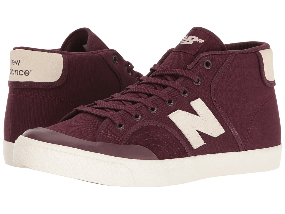 New Balance Numeric - NM213 (Cordovan/Cloud White) Men's Skate Shoes