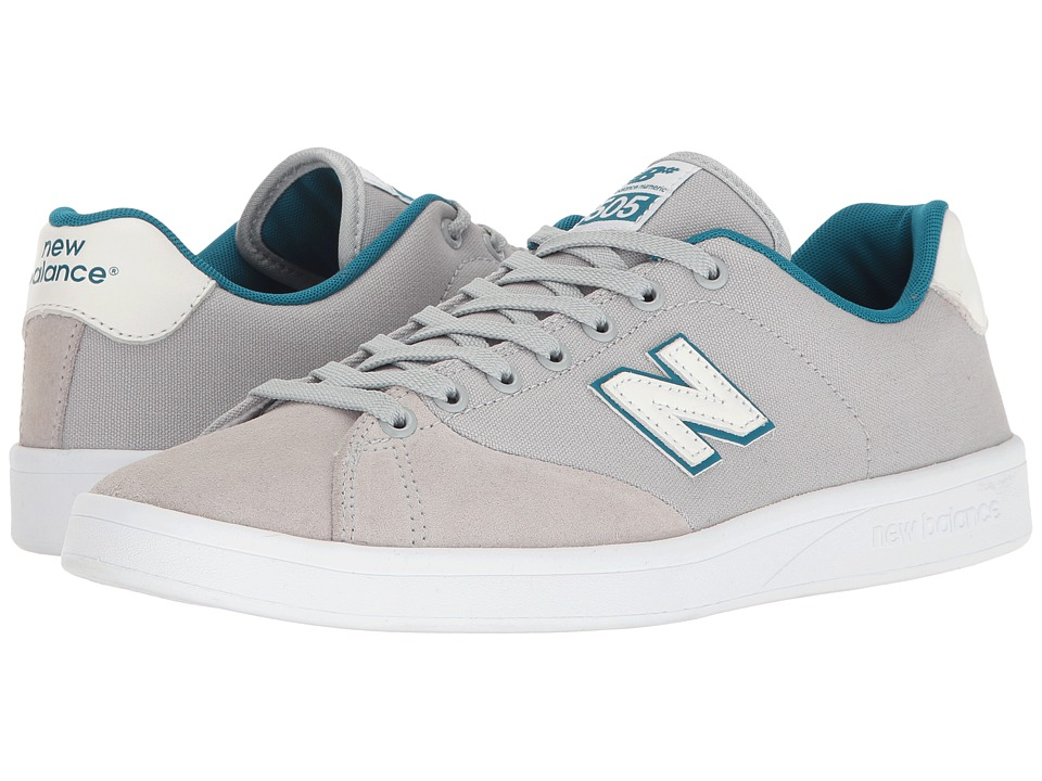 New Balance Numeric - NM505 (Storm Grey/Ink Blue) Men's Skate Shoes