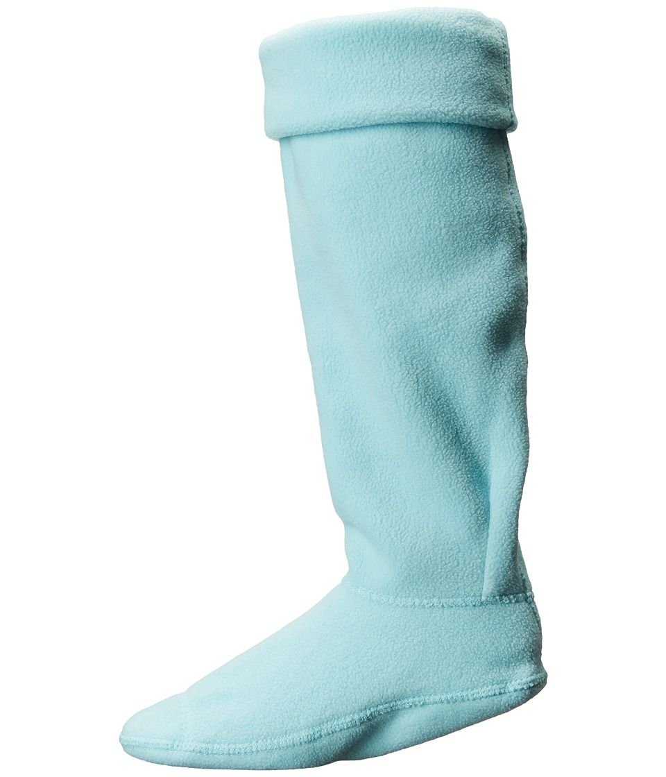 Hunter - Boot Socks (Pale Mint) Women's Crew Cut Socks Shoes