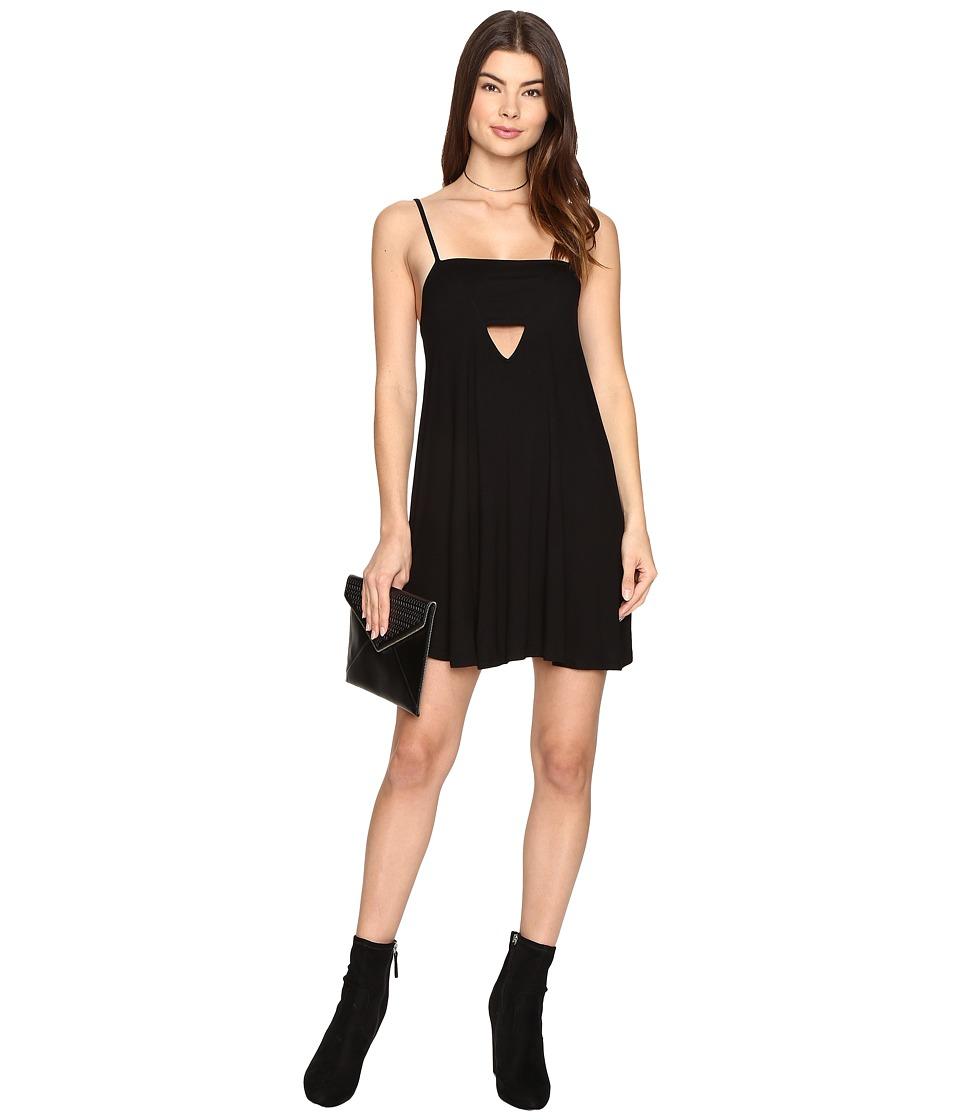 Clayton - Adelia Dress (Black) Women's Dress