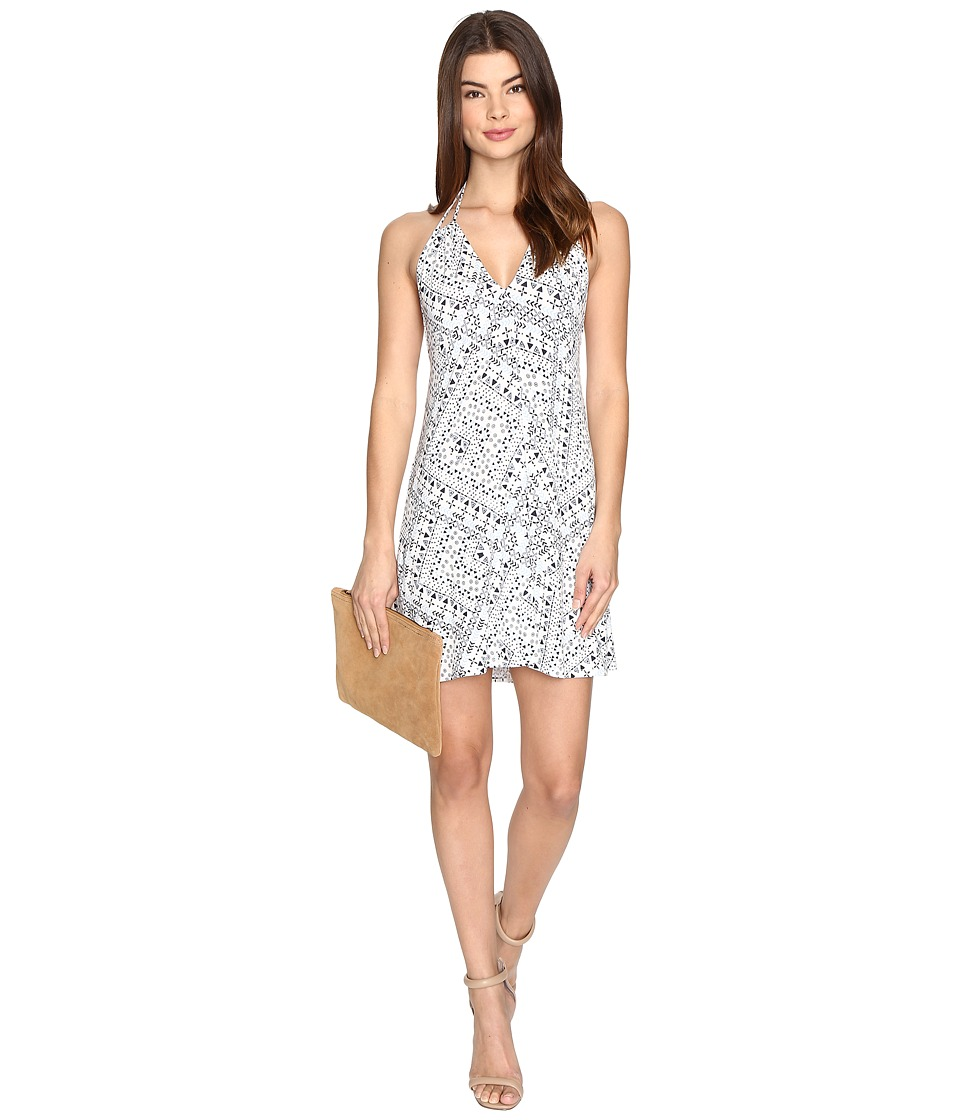 Clayton - Eliza Dress (Navy Mayan) Women's Dress