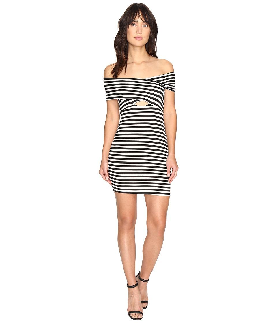 Clayton - Capri Stripe Mindy Dress (Capri Stripe) Women's Dress