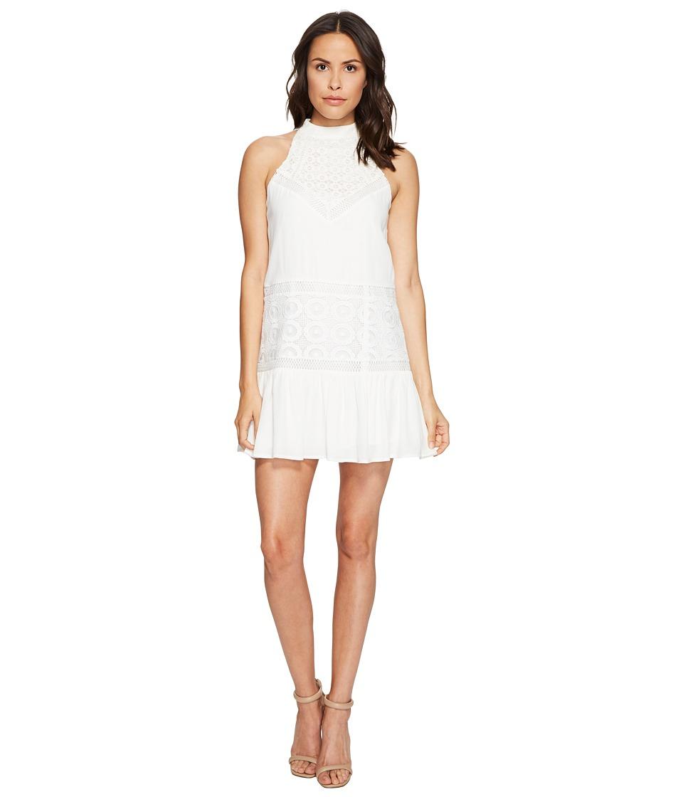 Lovers + Friends Star Chaser Dress (Ivory) Women