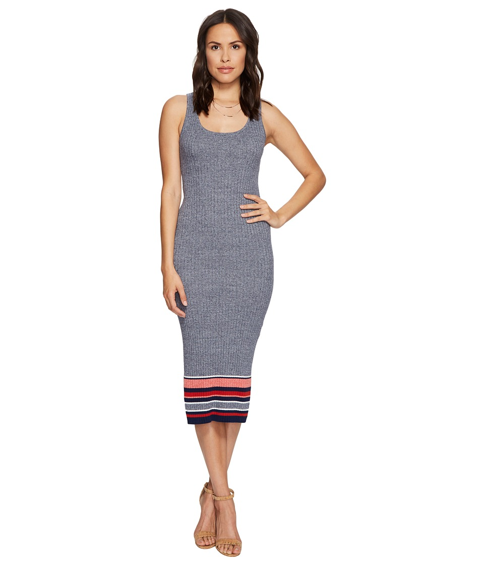 Lovers + Friends - Julia Dress (Red Border Stripe) Women's Dress