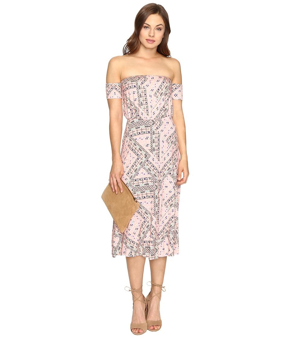 Clayton - Margaret Mid-Length Dress (Quartz Mayan) Women's Dress