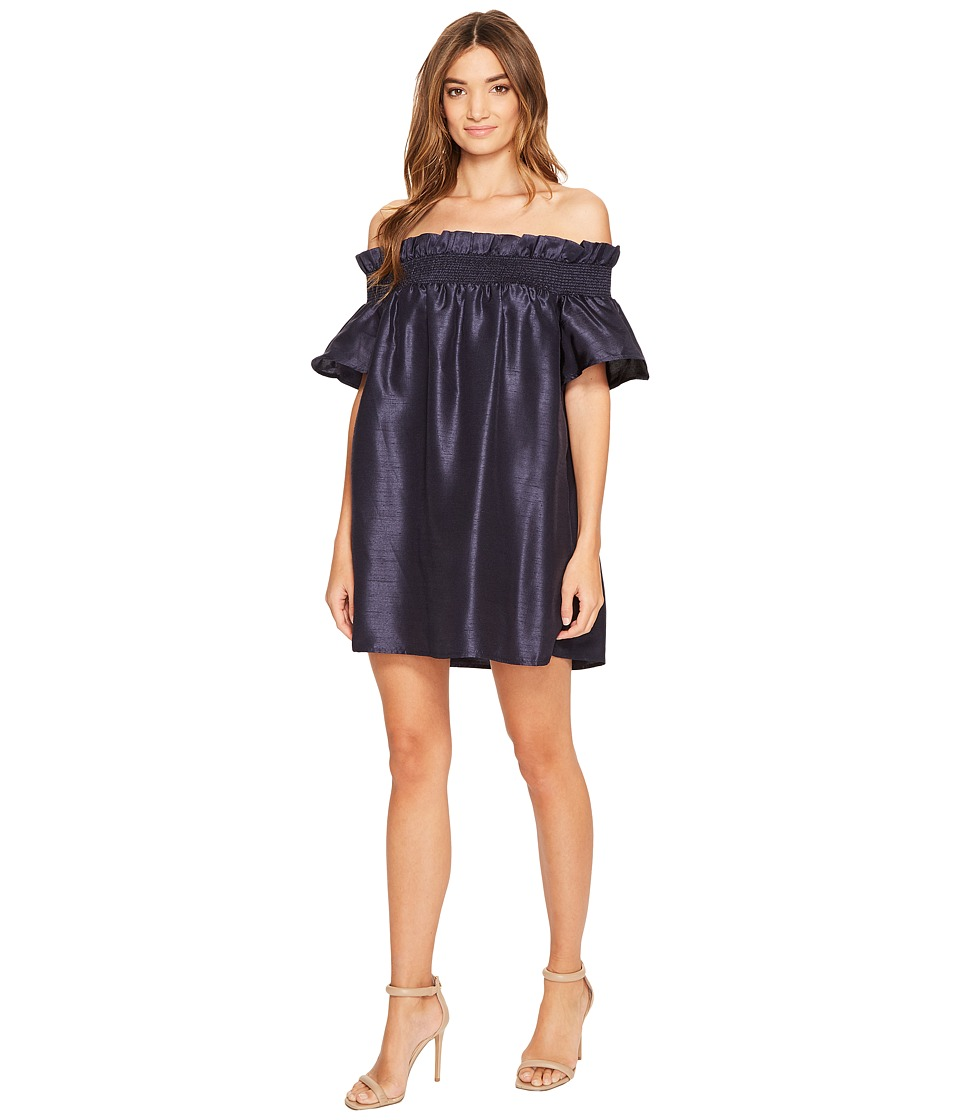 KEEPSAKE THE LABEL - Sweet Life Mini Dress (Navy) Women's Dress