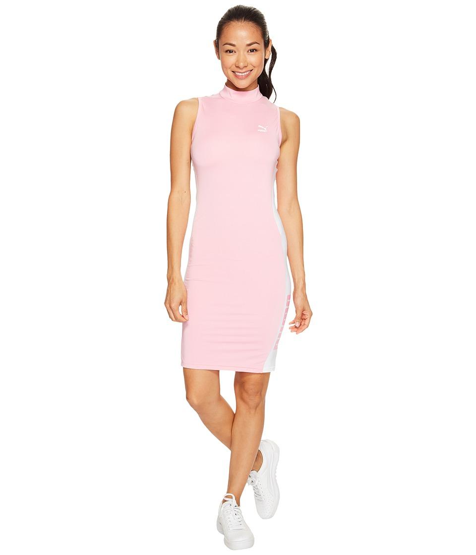 PUMA - T7 Dress (Prism Pink) Women's Dress