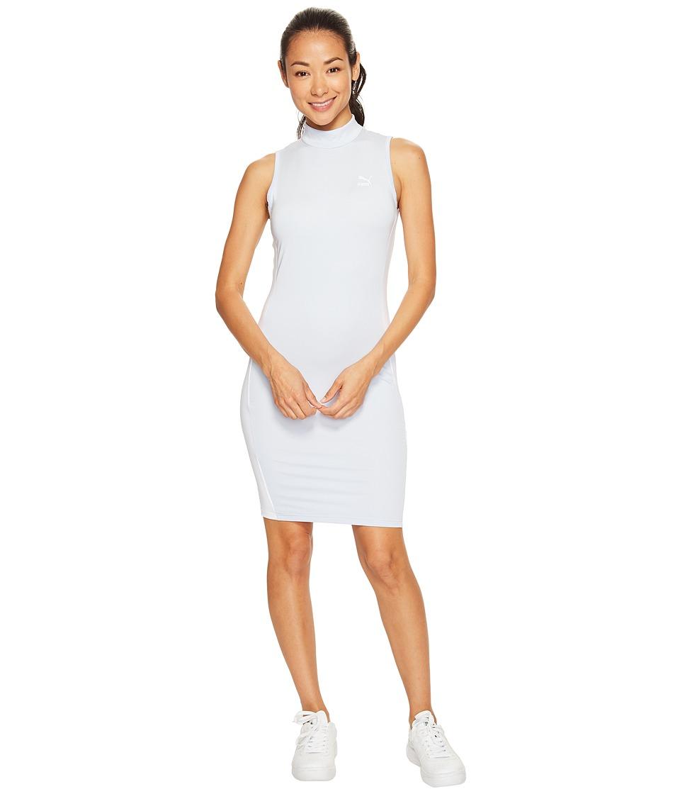 PUMA - T7 Dress (Hologen Blue) Women's Dress