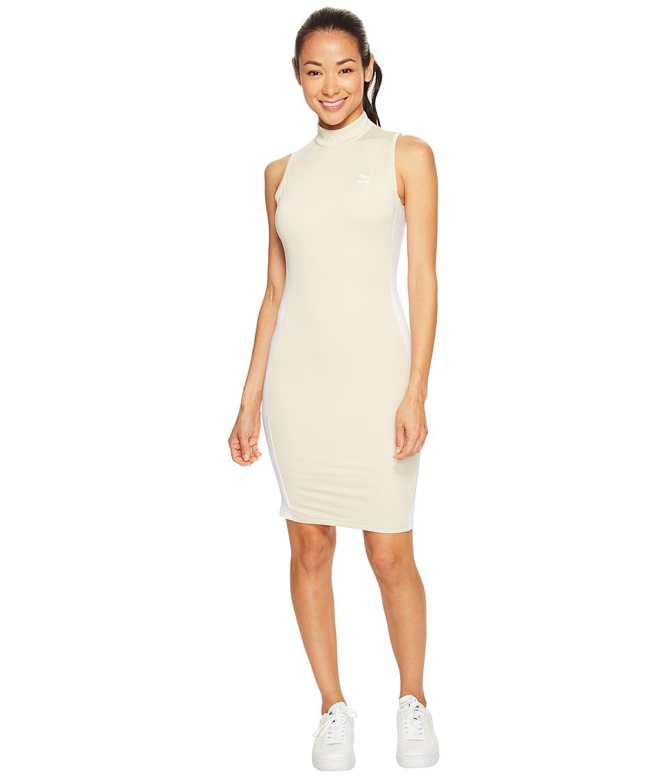 PUMA - T7 Dress (Oatmeal) Women's Dress