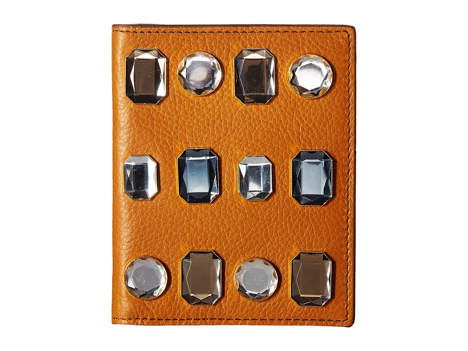 Fossil - Passport Case E (Brown Sugar) Wallet