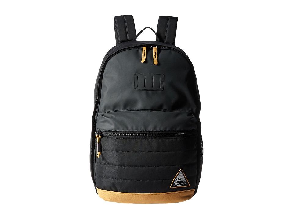 OGIO - Lewis Pack (Black/Matte) Backpack Bags