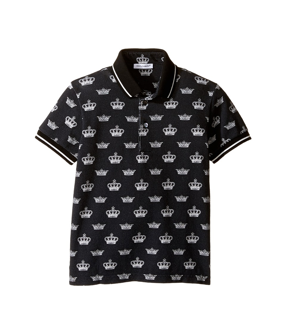 Dolce & Gabbana Kids - Crown Polo