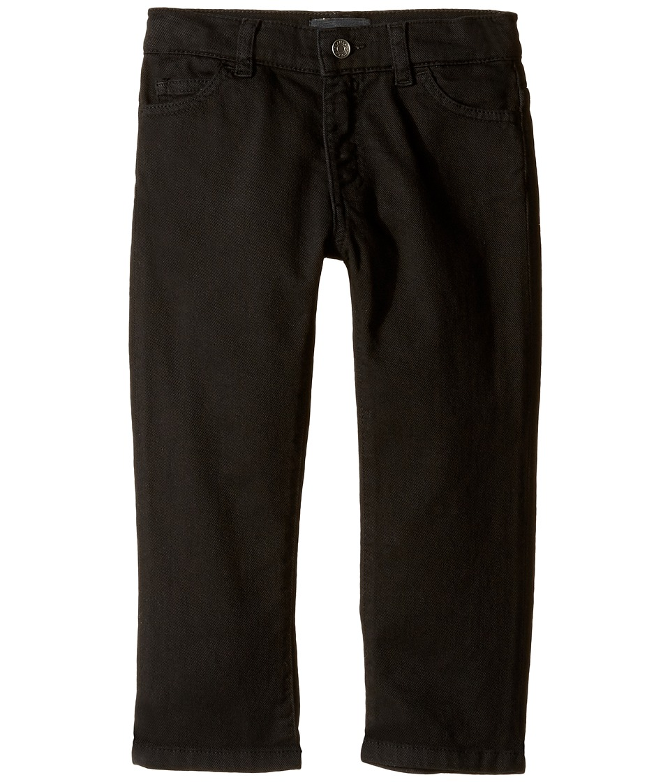 Dolce & Gabbana Kids - Stretch Jeans (Toddler/Little Kids) (Black) Boy's Jeans