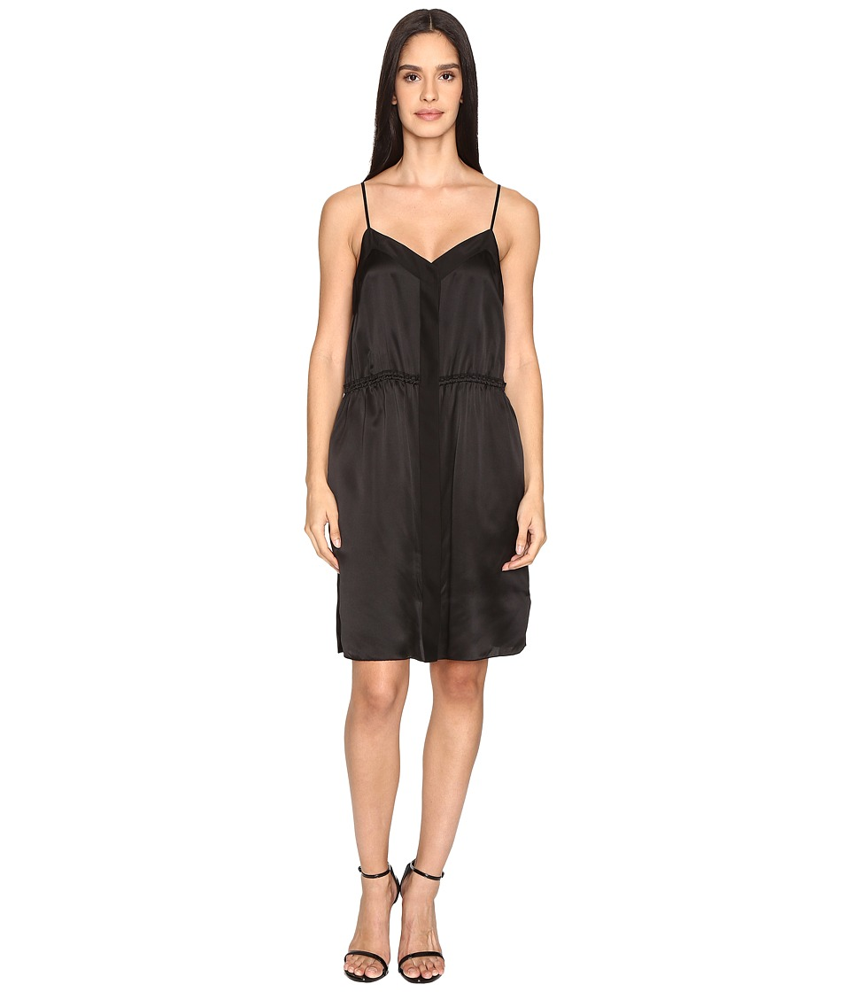ATM Anthony Thomas Melillo - Cami Dress (Black) Women's Dress