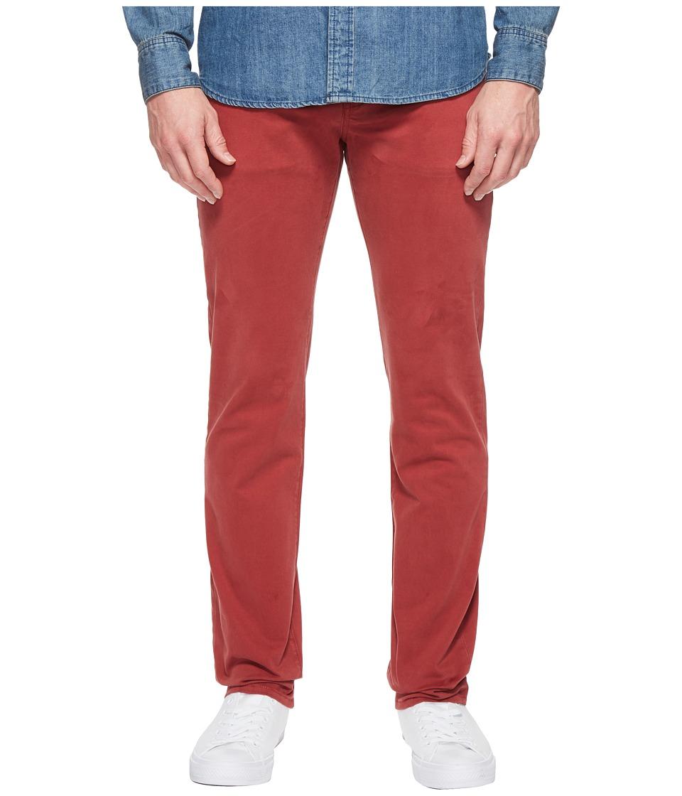 J Brand - Kane Straight Leg Stretch Twill in Yacht (Yacht) Men's Jeans