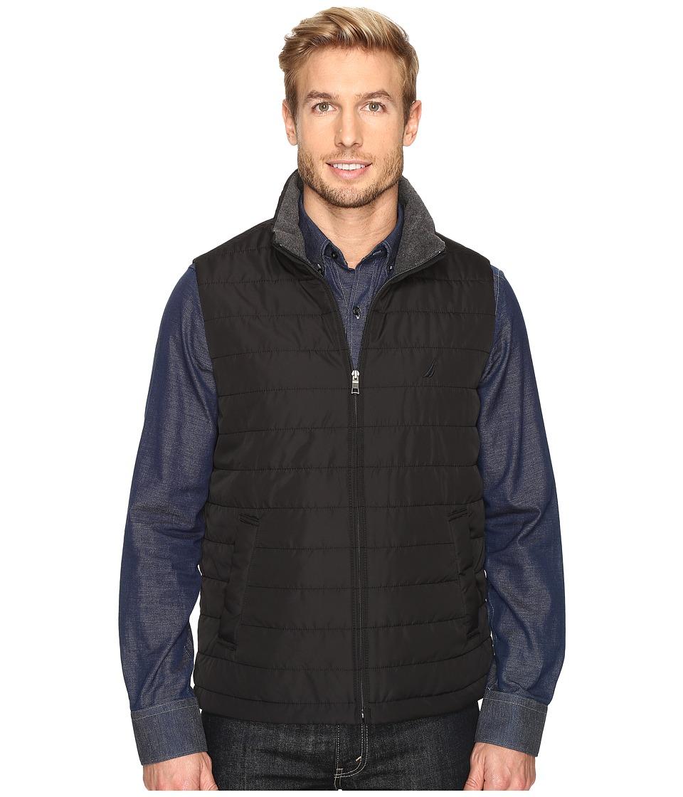 Nautica - Marine Vest (True Black) Men's Vest