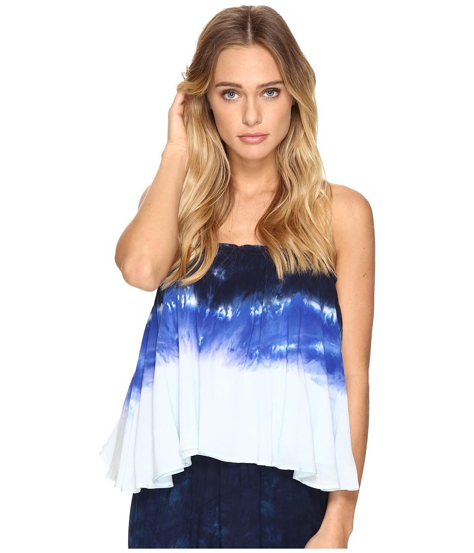 Young Fabulous & Broke - Artist Top (Cobalt Water) Women's Clothing