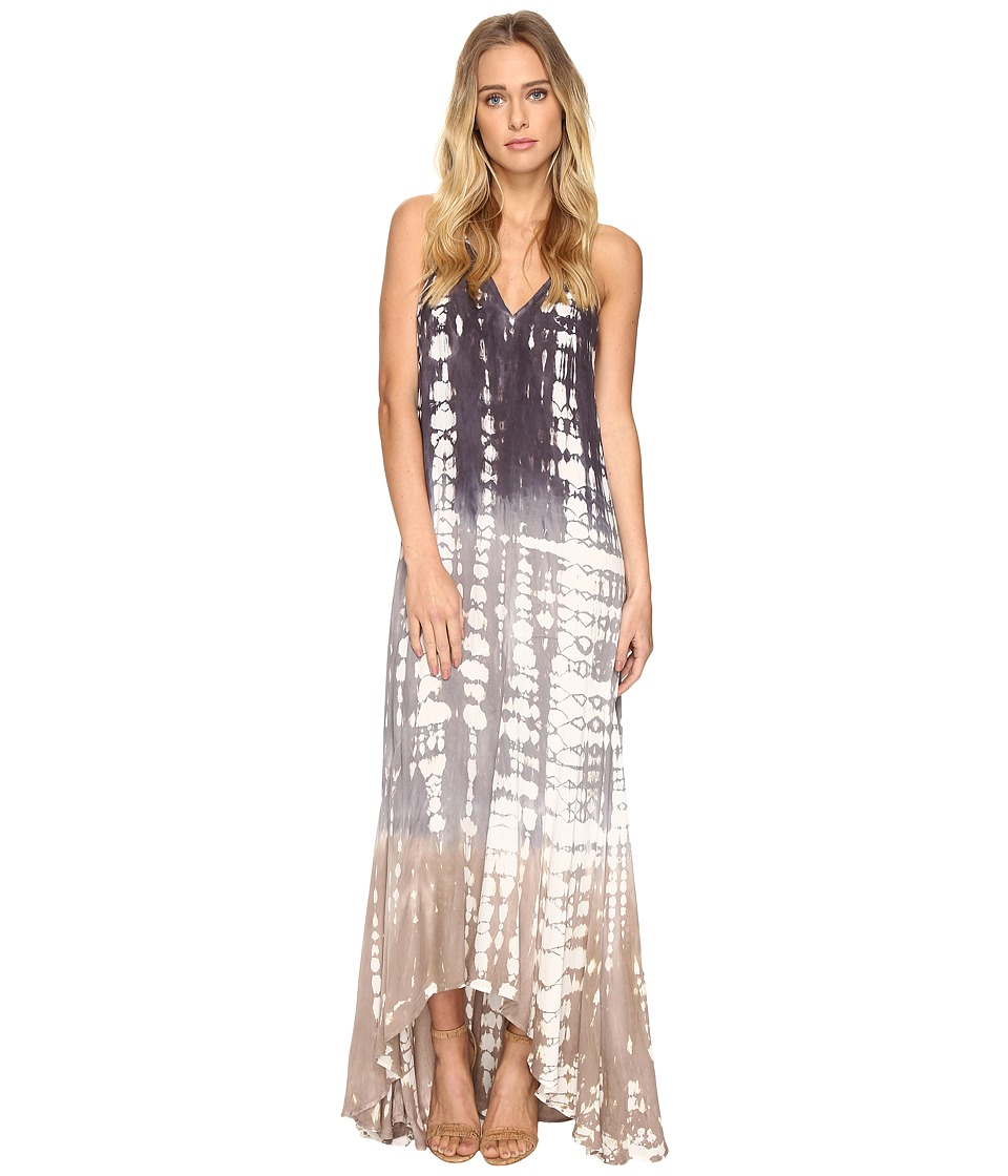 Young Fabulous & Broke - Shanice Dress (Charcoal Earthquake) Women's Dress
