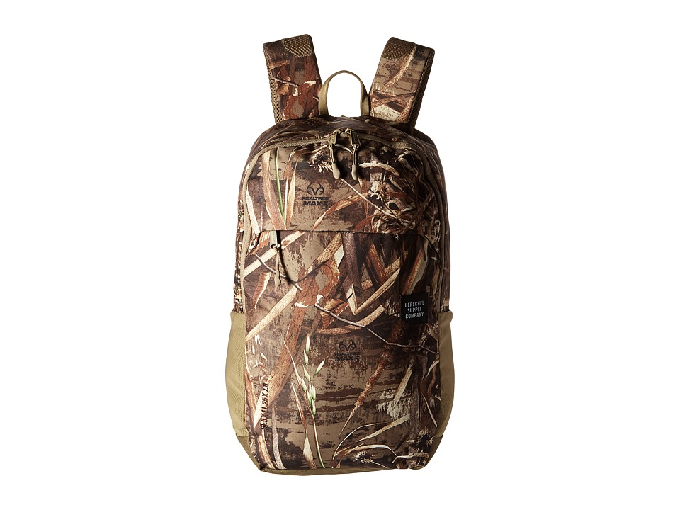 Herschel Supply Co. - Mammoth Medium (Real Tree) Backpack Bags