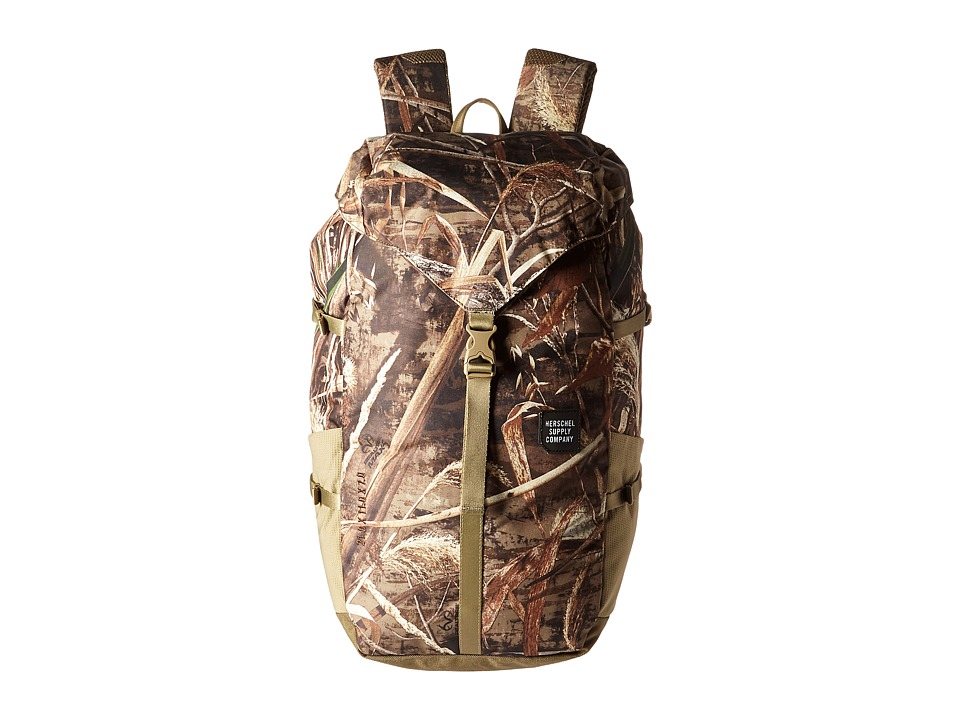 Herschel Supply Co. - Barlow Large (Real Tree) Backpack Bags