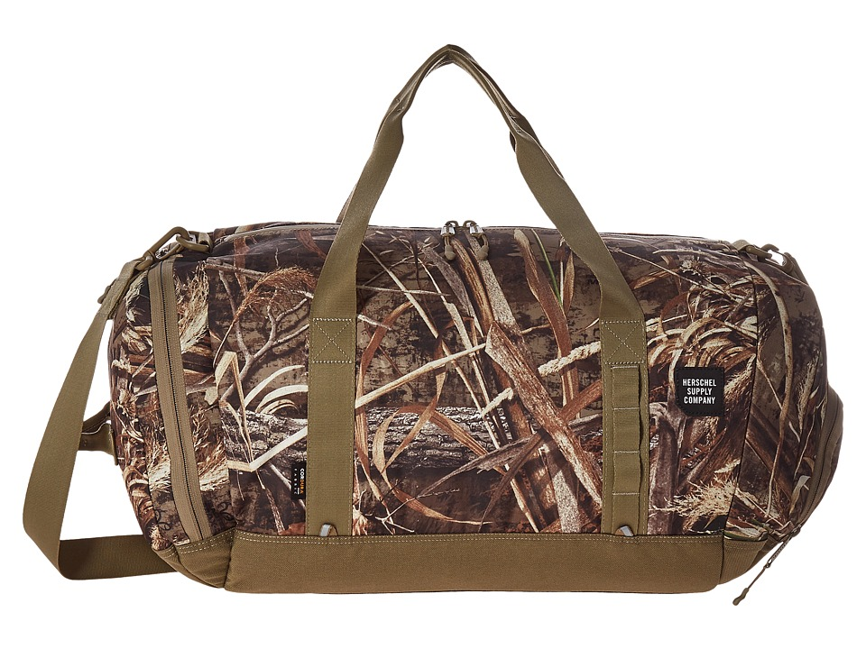 Herschel Supply Co. - Gorge (Real Tree) Duffel Bags