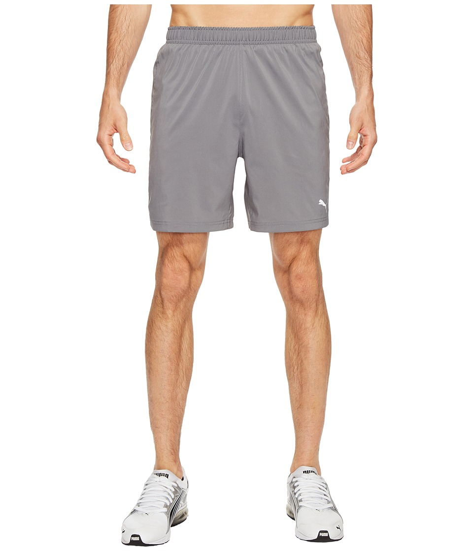 PUMA - Core-Run 7 Shorts (Quiet Shade) Men's Shorts