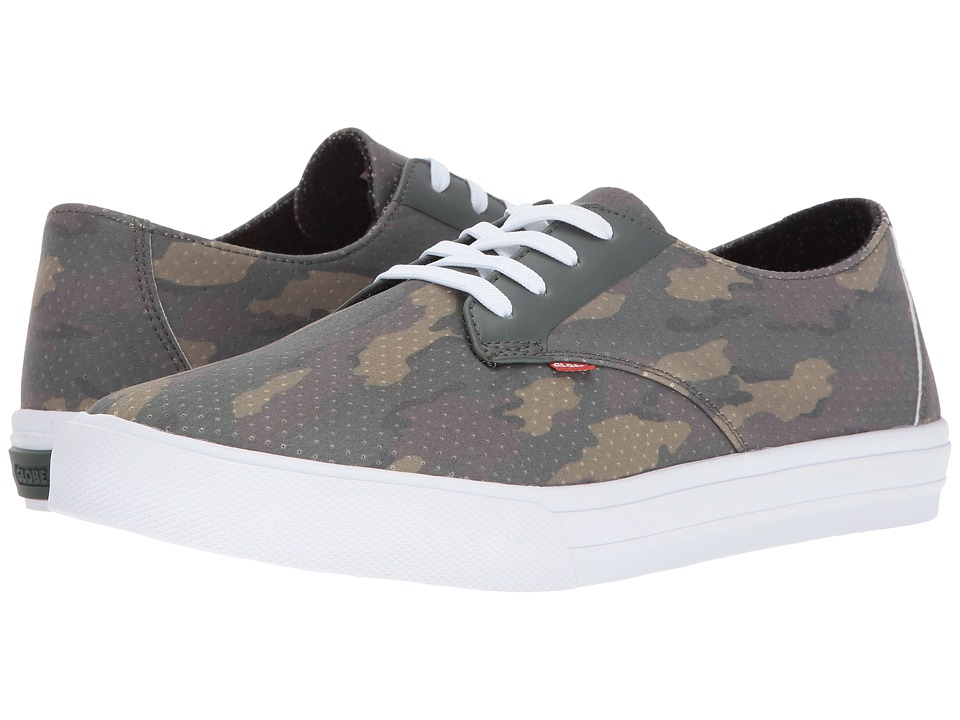 Globe - Motley LYT (Camo) Men's Skate Shoes