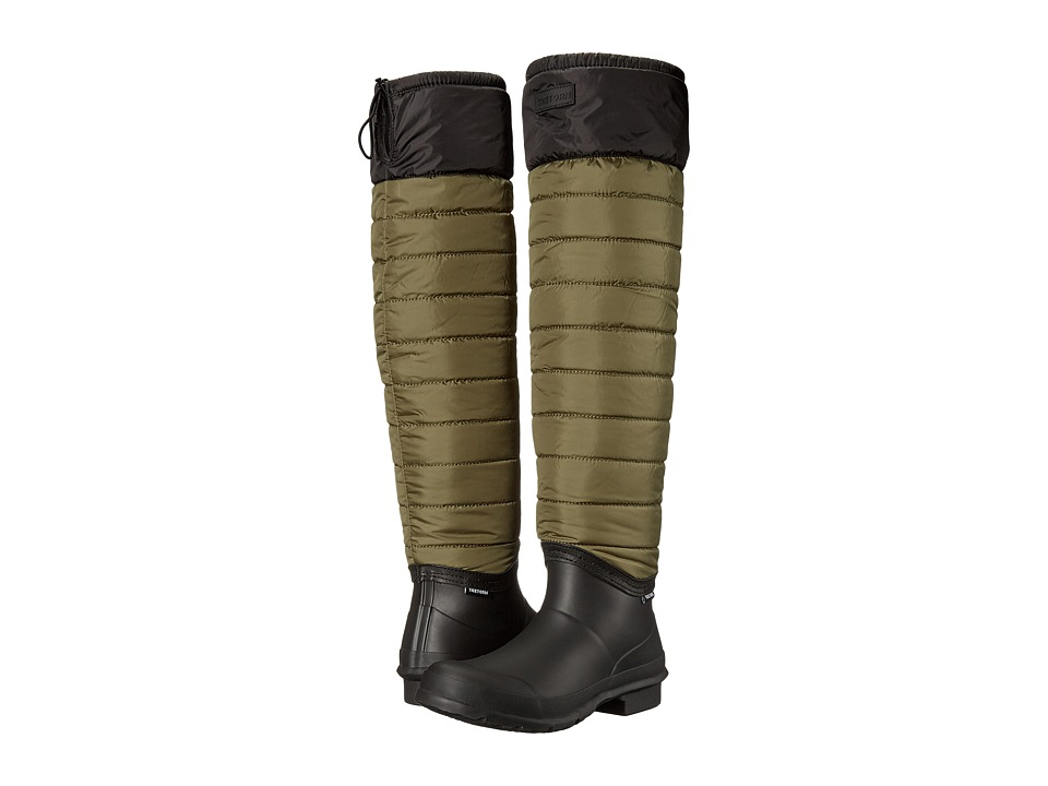 Tretorn Harriet (Black/Olive/Black 2) Women