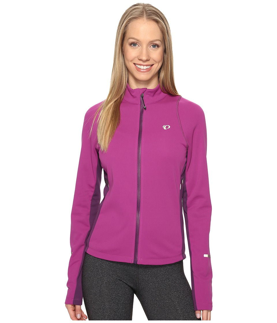 Pearl Izumi - SELECT Escape Thermal Jersey (Purple Wine/Wineberry) Women's Workout