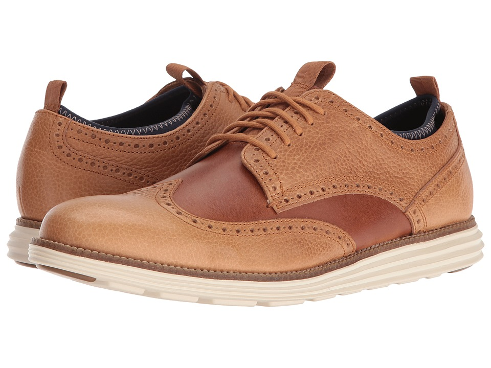 Cole Haan - Original Grand NV Ox (Pecan) Men's Shoes