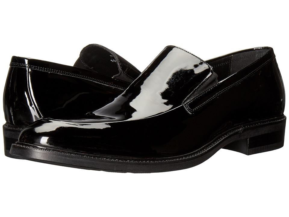 Cole Haan - Warren Venetian (Black Patent) Men's Shoes