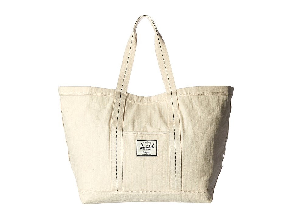 Herschel Supply Co. - Bamfield (Natural) Tote Handbags