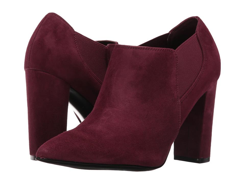 Marc Fisher - Hydra (Deep Burgundy/Deep Burgundy) Women's Shoes