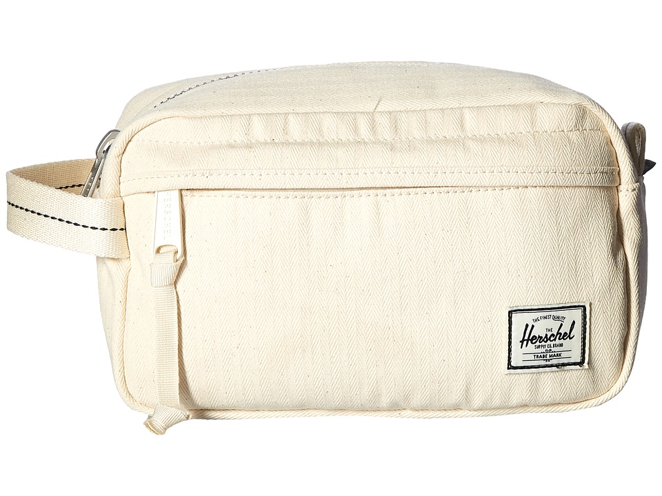 Herschel Supply Co. - Chapter (Natural) Toiletries Case