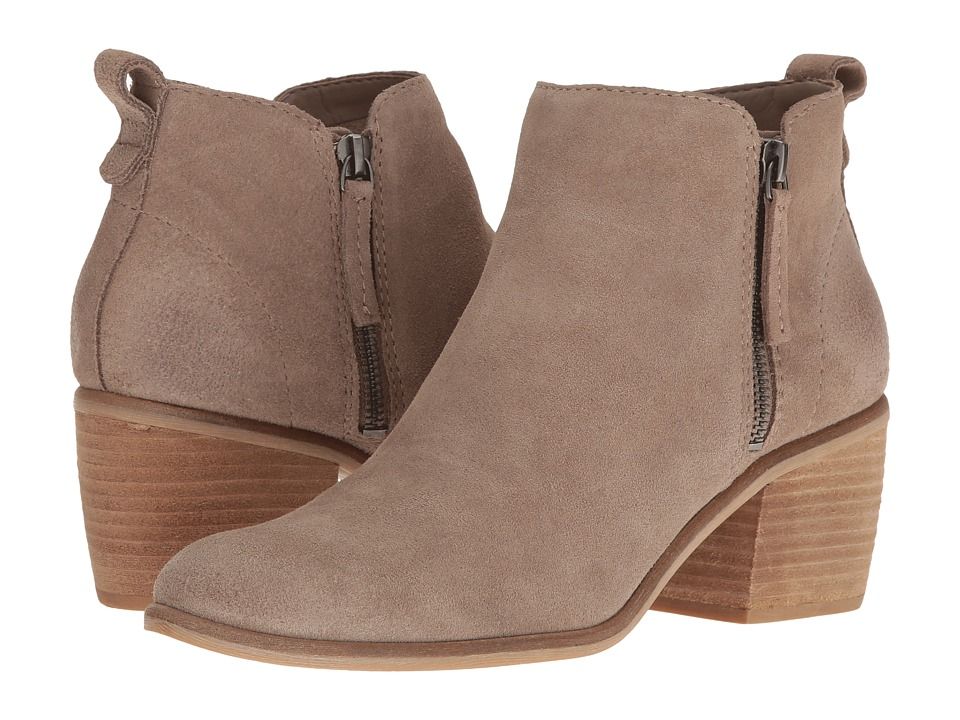 Dolce Vita - Shawn (Taupe Suede) Women's Shoes