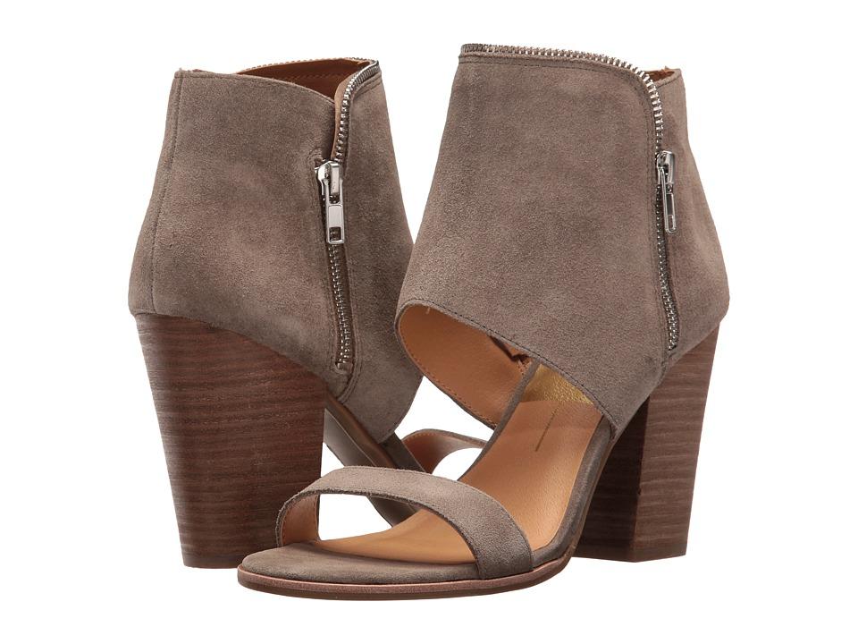 Dolce Vita - Park (Khaki Suede) Women's Shoes