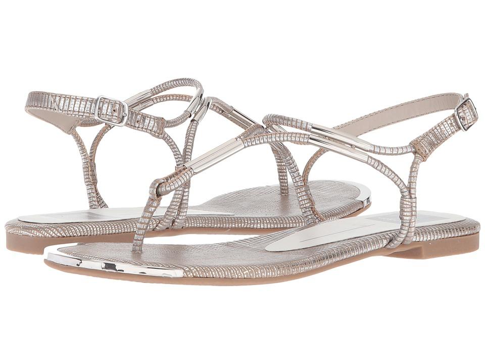 Dolce Vita - Marly (Silver Lizard Embossed Stella) Women's Shoes
