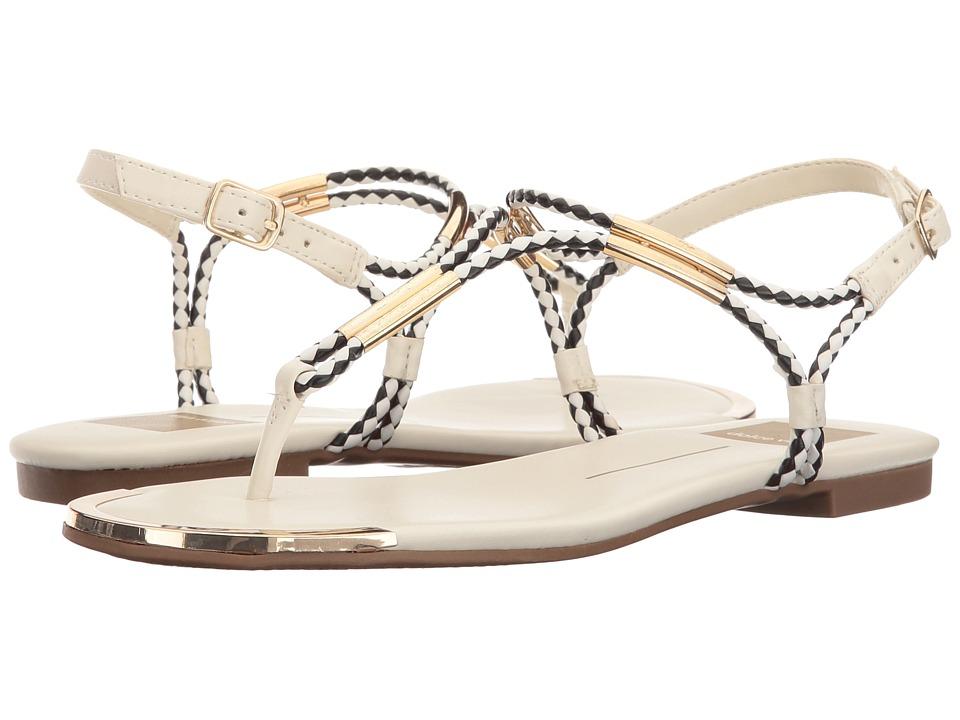Dolce Vita - Marly (White/Black Stella) Women's Shoes