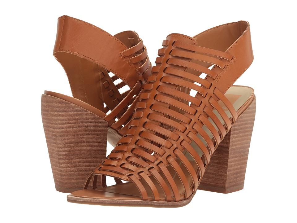Dolce Vita - Presta (Caramel Leather) Women's Shoes