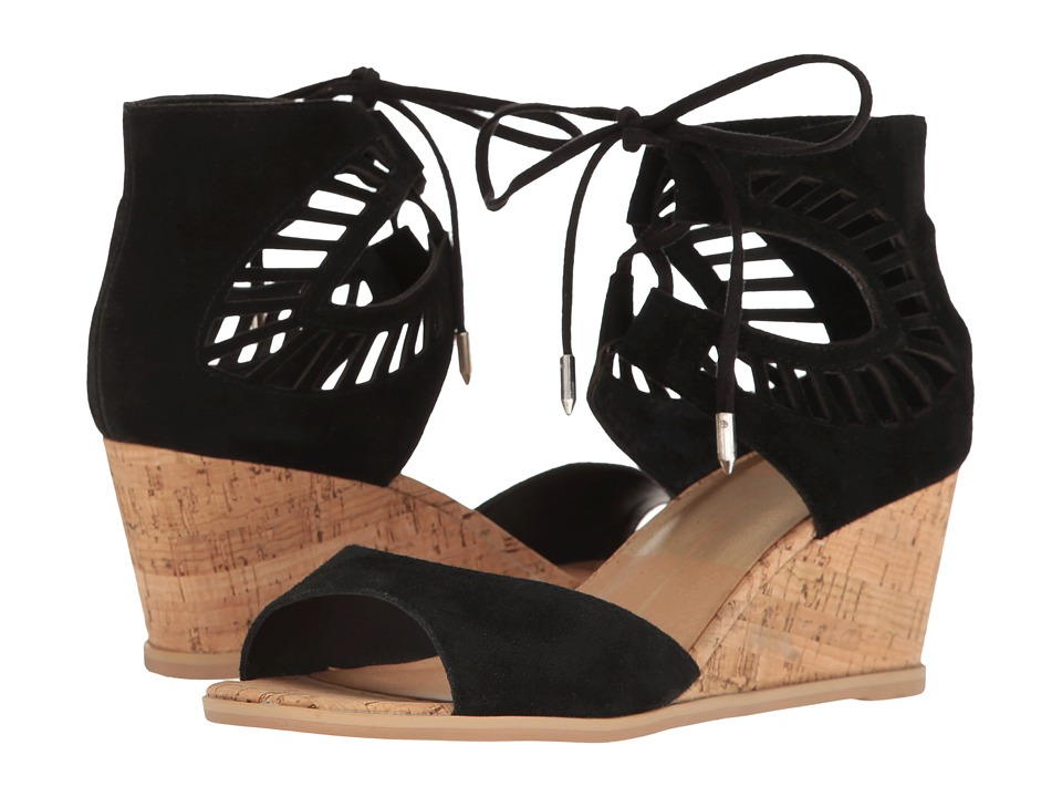 Dolce Vita - Laya (Black Suede) Women's Shoes