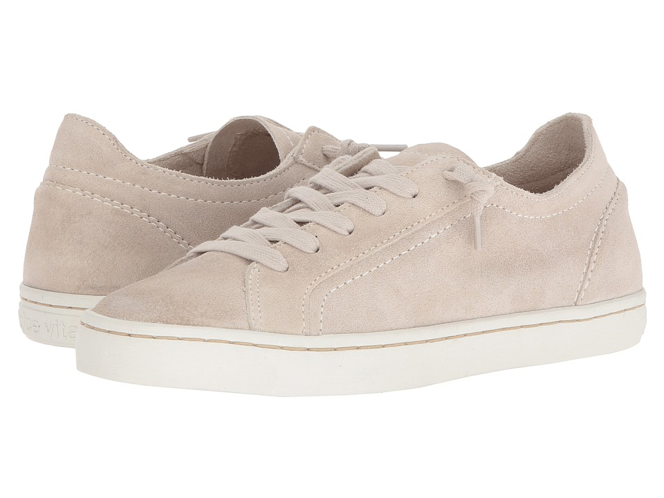Dolce Vita - Xava (White Suede) Women's Shoes
