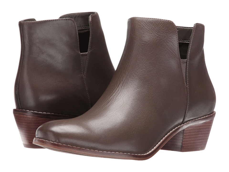 Cole Haan - Abbot Bootie (Major Brown Leather) Women's Boots
