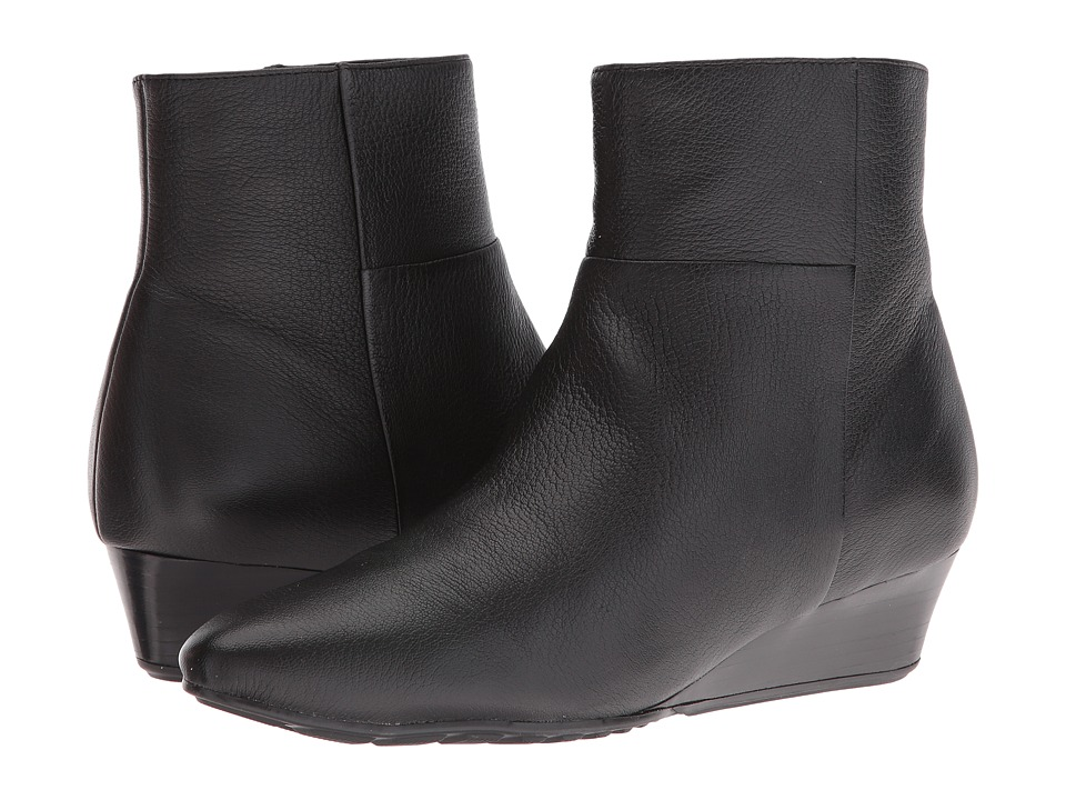 Cole Haan Tali Luxe Bootie 40 (Black Leather) Women