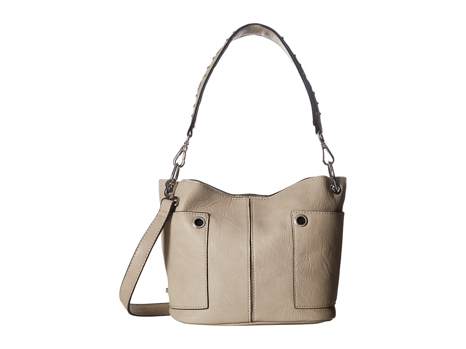 Steve Madden - Mini BFawnie Studs Crossbody (Bisque) Cross Body Handbags