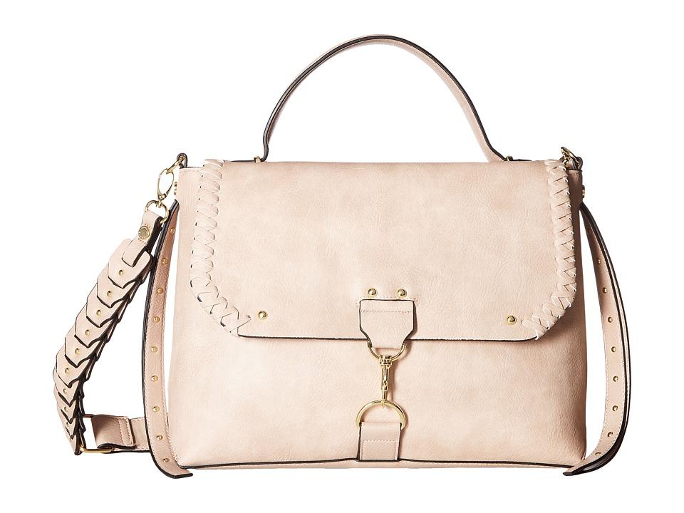 Steve Madden - BNorris Top-Handle Crossbody (Blush) Cross Body Handbags