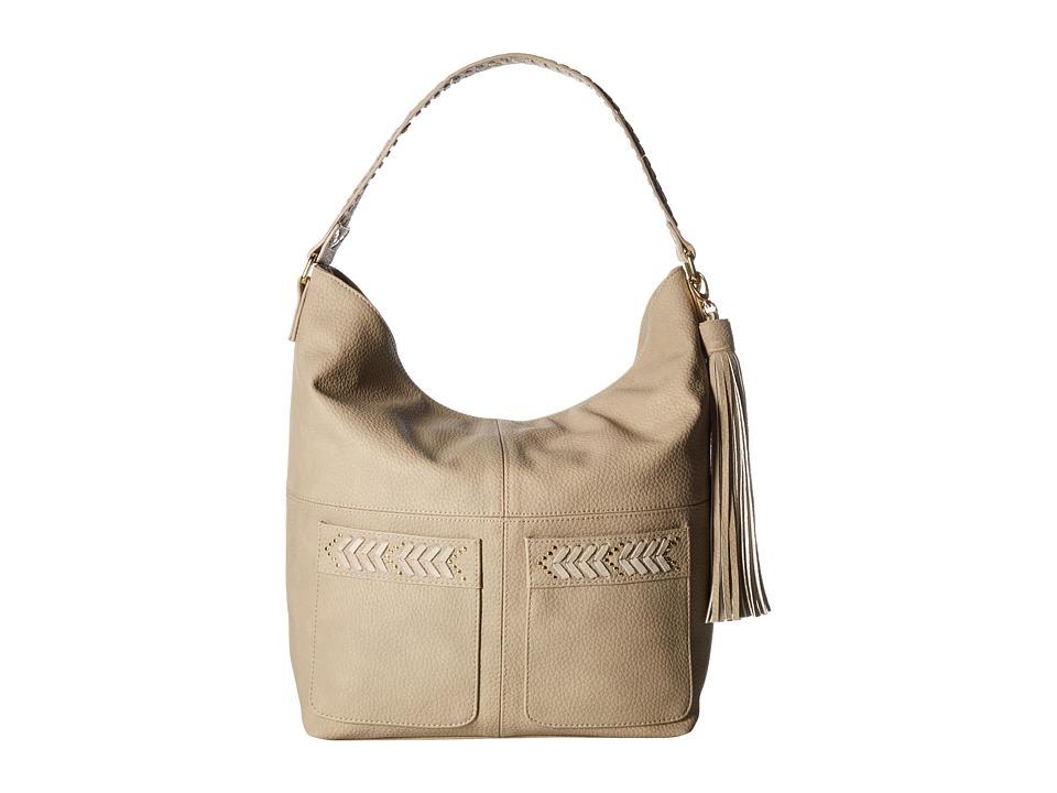 Steve Madden - BCarlson Hobo (Sand) Hobo Handbags